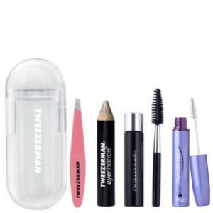 The Ultimate Brow Duo Rapidbrow And Tweezerman Mini Brow Rescue Kit