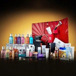 The Ultimate Christmas Bundle Advent Calendar & Molton Brown Limited Edition Beauty Box