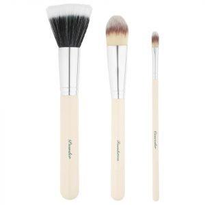 The Vintage Cosmetics Company Airbrush Make-Up Brush Set