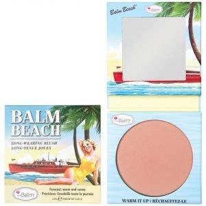Thebalm Balm Beach Long Wearing Blush Warm And Sunny