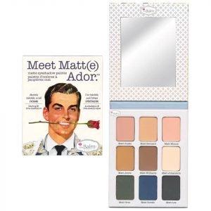 Thebalm Meet Matt E Ador Eyeshadow Palette