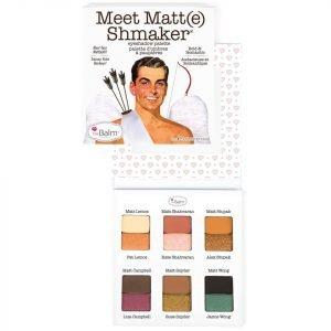 Thebalm Meet Matt E Shmaker Eyeshadow Palette