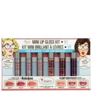 Thebalm Mini Lip Gloss Kit V1