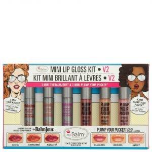 Thebalm Mini Lip Gloss Kit V2