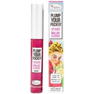 Thebalm Plump Your Pucker Lip Gloss Various Shades Magnify