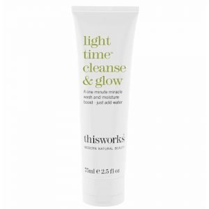 This Works Light Time Cleanse And Glow Cleanser 75 Ml