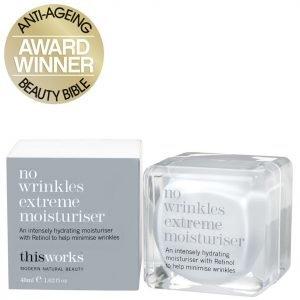This Works No Wrinkles Extreme Moisturiser 48 Ml