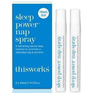 This Works Sleep Power Nap Spray Duo Set 2 X 10 Ml
