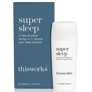 This Works Super Sleep 2 X 35 Ml