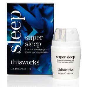 This Works Super Sleep Dual Pillow Spray 40 Ml