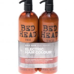 Tigi Bed Head Colour Goddess 2x750 Ml Tuplapakkaus