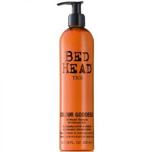 Tigi Bed Head Colour Goddess Shampoo 400 Ml