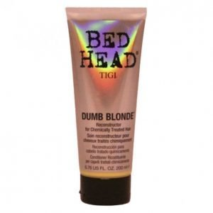 Tigi Bed Head Dumb Blonde Hoitoaine 200 Ml