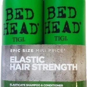 Tigi Bed Head Elasticate Tweens Tuplapakkaus shampoo & hoitoaine 750 ml