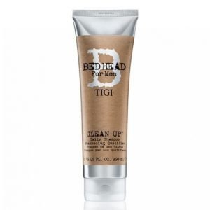 Tigi Bed Head For Men Clean Up Shampoo 250ml