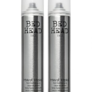 Tigi Bed Head Hard Head Hairspray Hiuslakka 2 X 385 ml