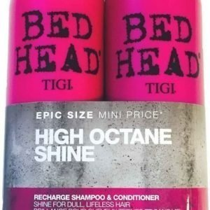 Tigi Bed Head Re-Charge Tuplapakkaus shampoo & hoitoaine 750 ml
