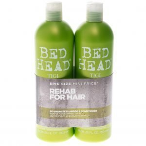 Tigi Bed Head Re-Energize 2x750 Ml Tuplapakkaus