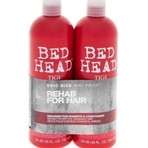 Tigi Bed Head Resurrection 2x750 Ml Tuplapakkaus