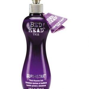 Tigi Bed Head Superstar Blowdry Lotion Tuuheuttava Kampausneste 250 ml