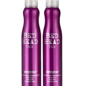 Tigi Bed Head Superstar Queen For A Day Tyvikohottaja 2 X 300 ml