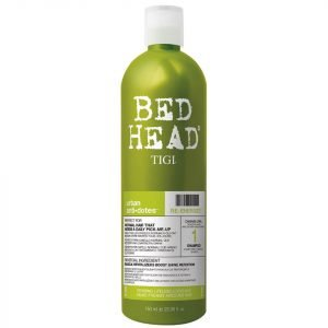 Tigi Bed Head Urban Antidotes Re-Energize Daily Shampoo For Normal Hair 750 Ml