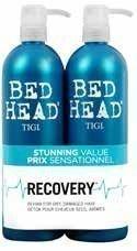 Tigi Bed Head Urban Antidotes Recovery Tweens Tuplapakkaus 750 ml shampoo & hoitoaine