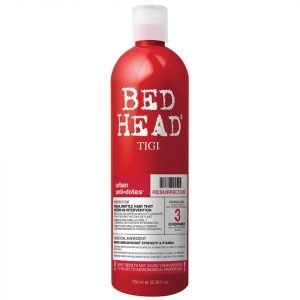 Tigi Bed Head Urban Antidotes Resurrection Repair Conditioner For Very Dry And Damaged Hair 750 Ml