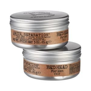 Tigi Bformen B For Men Matte Seperation Wax Mattavaha 2 X 85 g