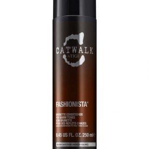 Tigi Catwalk Fashionista Brunette Conditioner Hoitoaine 250 ml