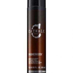 Tigi Catwalk Fashionista Brunette Shampoo 300 ml