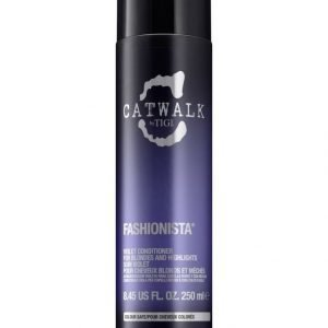 Tigi Catwalk Fashionista Violet Conditioner Violetti Hoitoaine 250 ml