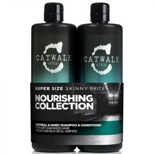 Tigi Catwalk Oatmeal And Honey Tween Duo 2 X 750 Ml