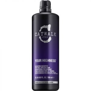 Tigi Catwalk Your Highness Elevating Shampoo 750 Ml