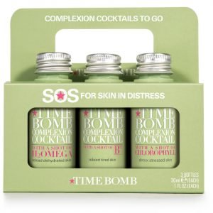 Time Bomb Complexion Cocktails To Go 3 X 30 Ml