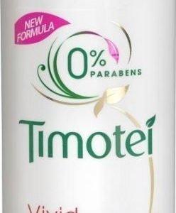 Timotei 250 Ml Shampoot Ja Hoitoaineet