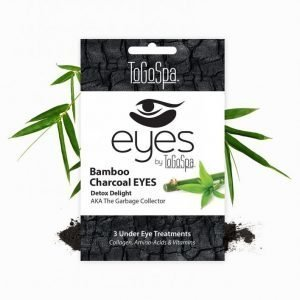Togospa 3 Under Eye Treatments Kasvonaamio Charcoal