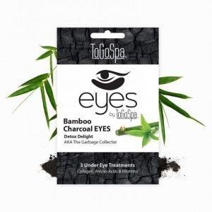 Togospa 3 Under Eye Treatments Kasvonaamio Charcoal