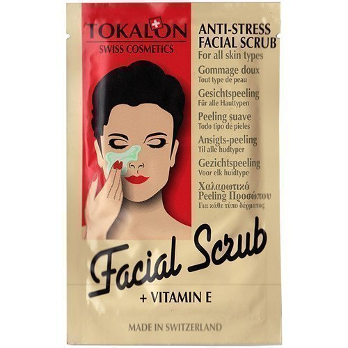 Tokalon Anti-Stress Facial Scrub