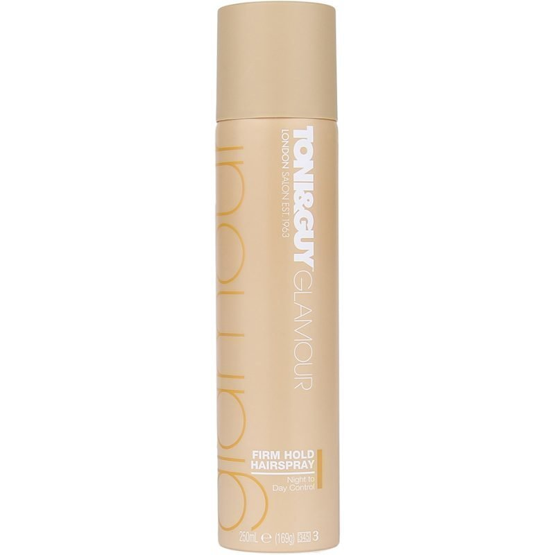 Toni&Guy Glamour Firm Hold Hairspray 250ml