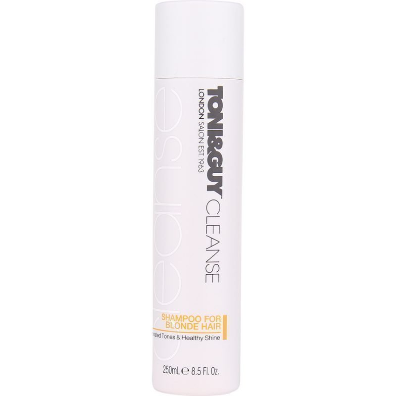Toni&Guy Shampoo For Blonde Hair 250ml