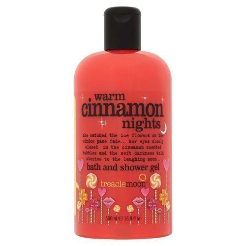 Treacle Moon Bath & Shower Gel Warm Cinnamon Nights