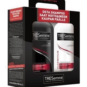 Tresemme Colour Revitalise Fade Protection 900 Ml Shampoo + Hoitoaine