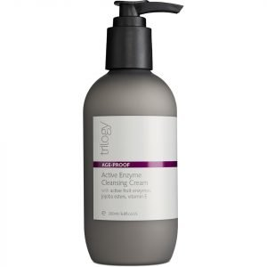 Trilogy Active Enzyme Cleansing Cream 200 Ml