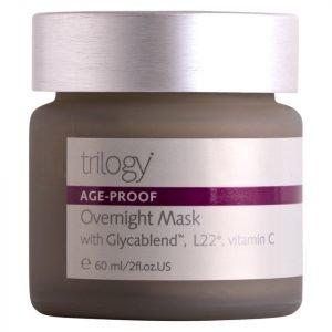 Trilogy Age-Proof Overnight Mask 60 Ml