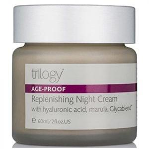 Trilogy Replenishing Night Cream 60 Ml