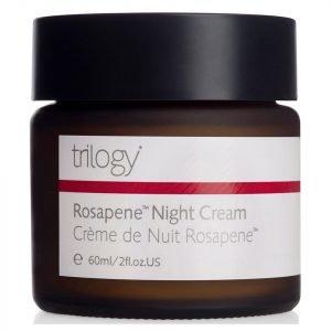 Trilogy Rosapene Night Cream 60 Ml