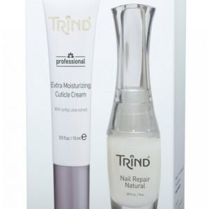 Trind Nail Repair + Cuticle Cream Set