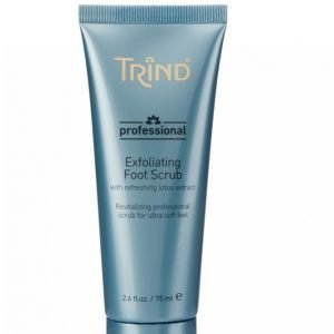 Trind Professsional Exfoliating Foot Scrub 75 Ml