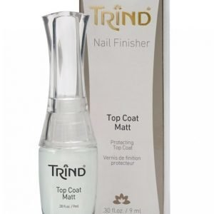 Trind Top Coat Matt Kynsilakka